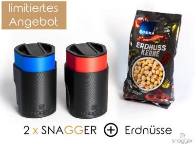 SNAGGER Bundle Erdnusskerne
