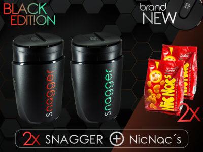 SNAGGER BLACK EDITION