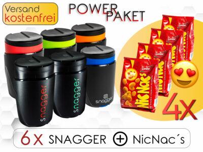 SNAGGER POWER-PAKET!